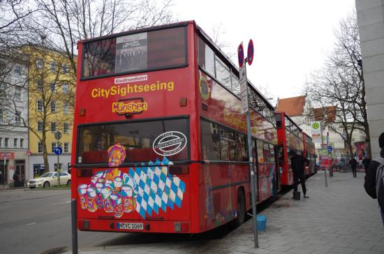 City Sightseeing Munich