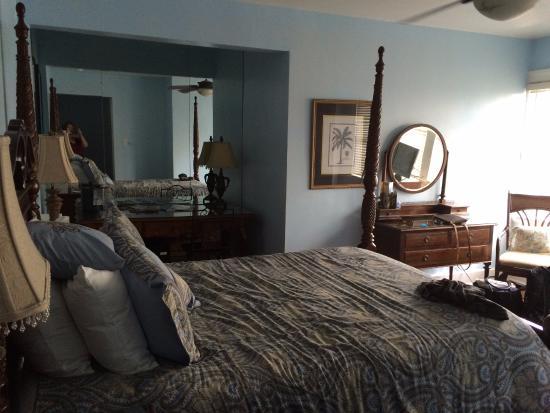 إقامة وإفطار بفندق بالم بيتش هيبيسكوس: Lovely furnishings.