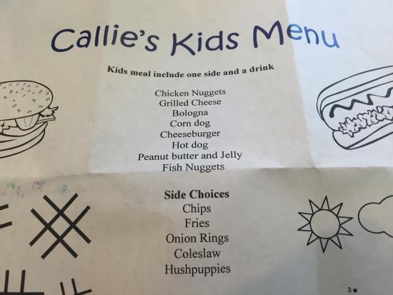 Callies Homestyle Restaurant: photo6.jpg