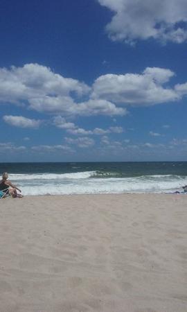 Windjammer Resort: Beach