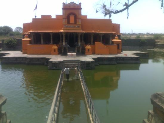 Bir, India: Kankaleshwar Temple, Beed!!