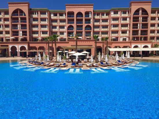 Hotel Savoy A Marrakech