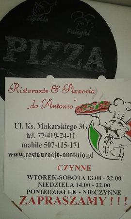Ristorante & Pizzera Da Antonio