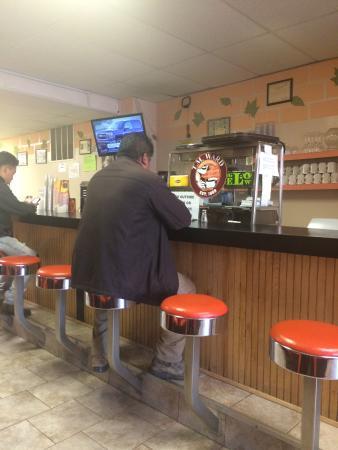 Bradley Beach, NJ: TM Ward Coffee is excellent