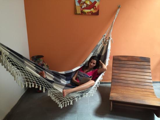 Art Hostel Rio: relax