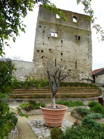 Conflans Sainte Honorine, Frankrike: tour montjoie