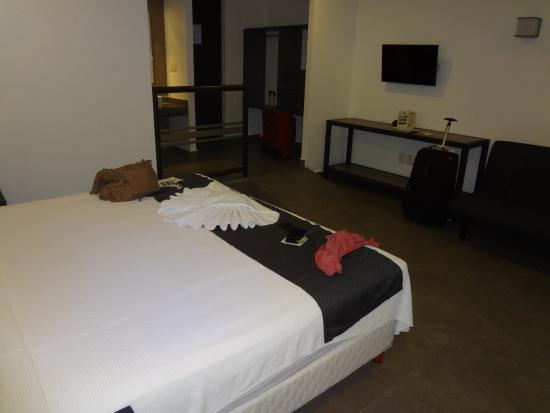 Hotel El Tukan: No se dejen engañar porque se ve bien