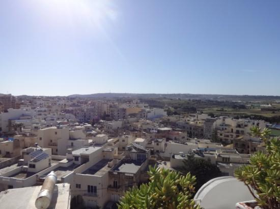 Coral Hotel: View from the roof top pool