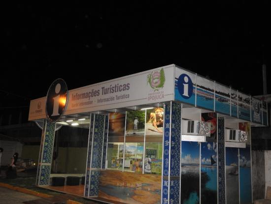 Tourist Information Centre : de noche