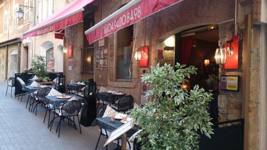 Restaurant Joy : JOY Terras