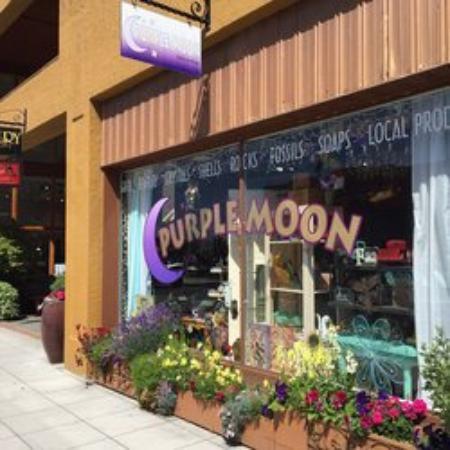 Purple Moon- Oak Harbor WA