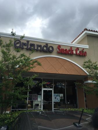 Orlando Snack Cafe