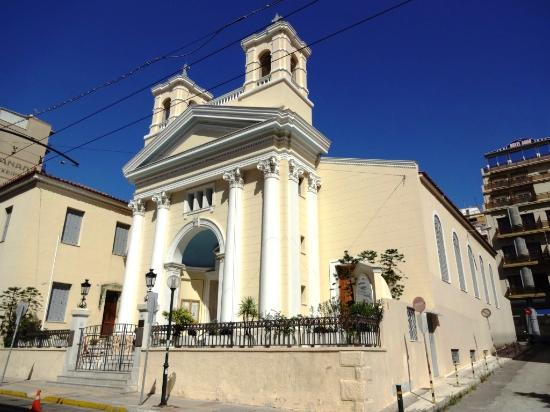 The Catholic Church of St. Paul