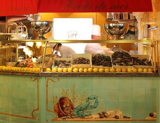 Photo of French Restaurant Brasserie Lipp at Uraniastr. 9, Zurich 8001, Switzerland