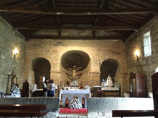 Iglesia de Santa Maria de Mixos