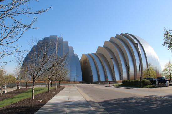 ‪Kauffman Center for the Performing Arts‬