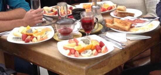 The Coffee Academy: Breakfast