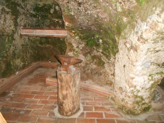 Cuevas de la Antigua Fragua