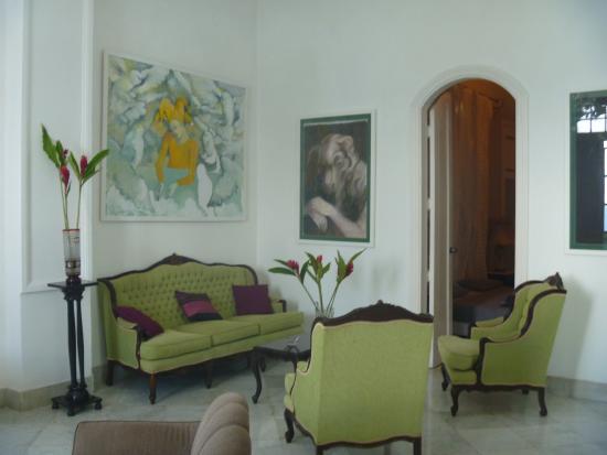 casa malecon colonial hermosos muebles antiguos