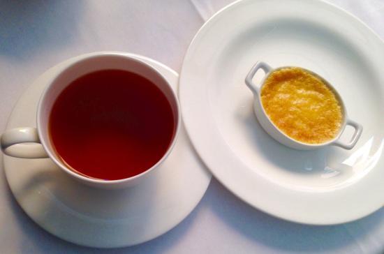 Petronilla Hotel: Breakfast