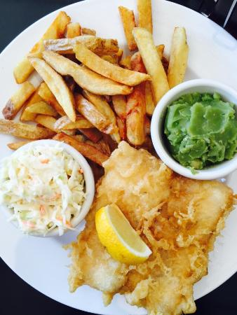 Golden Fish & Chips