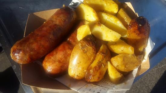 Allauch, Francia: Rotisserie du Garlaban