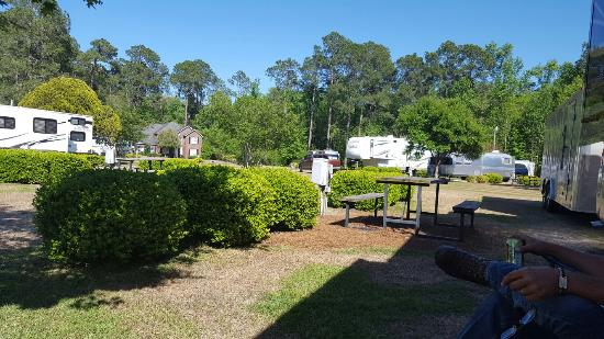 parkwood rv park cottages updated 2018 prices campground rh tripadvisor com