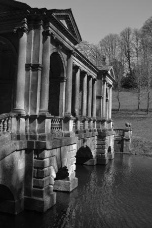 Prior Park Landscape Gardens (NT): View Of The Palladian Bridge Which Is A
