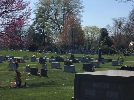 Leesburg, VA: Union cemetery