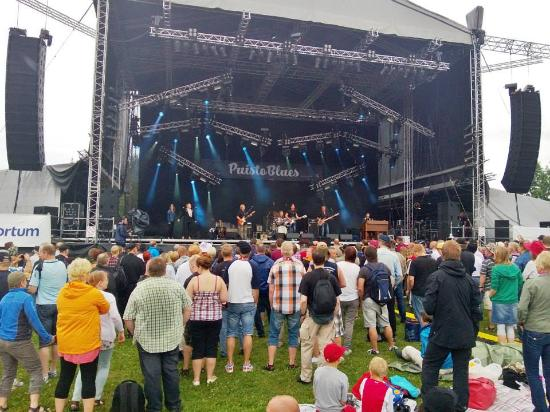 Jarvenpaa, Finlandia: Pääkonsertti
