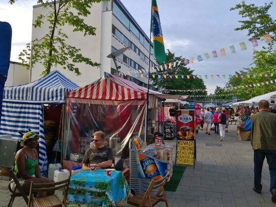 Jarvenpaa, Finlandia: Blueskatu