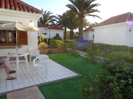 Our bungalow bild fr n eo suite hotel jardin dorado for Suite hotel jardin dorado