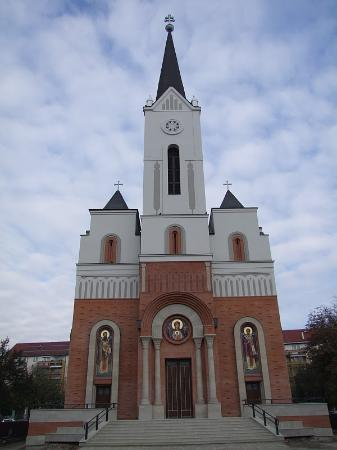 Miskolc Greek Catholic Cathedral of Assumption