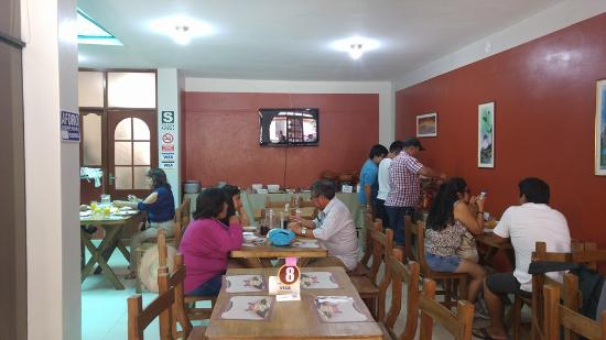 Buffet Criollo Ma'Kasa