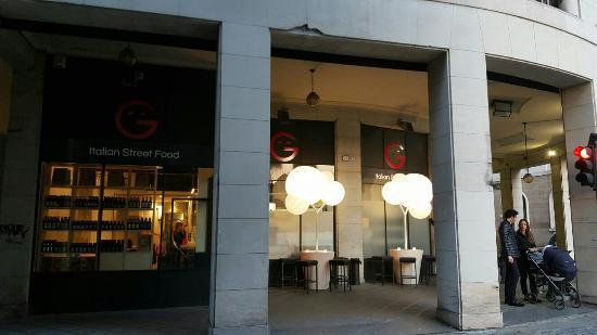 Province of Padua, Itália: G Italian Street Food