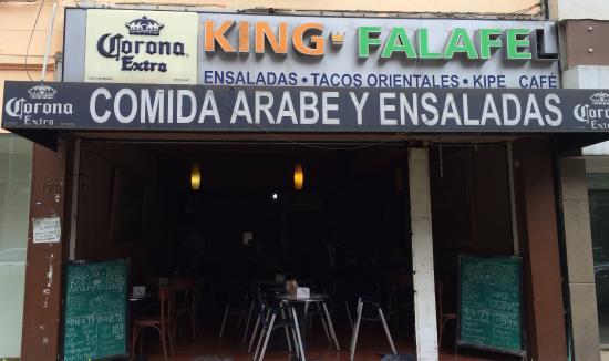 King Falafel