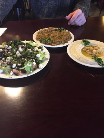 Springfield, NJ: Appetizers