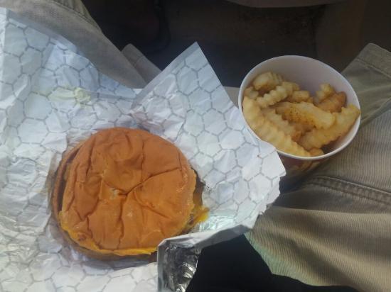 Foto de The Station Burger Company