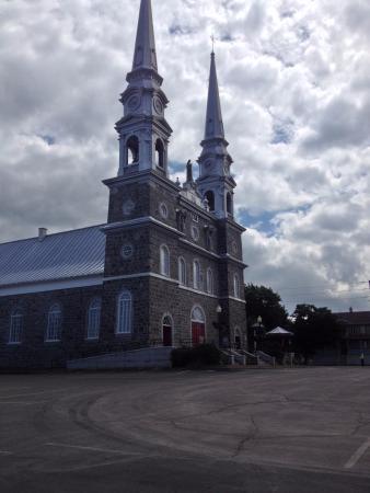 L'église de Notre-Dame-de-Bonsecours de L'Islet