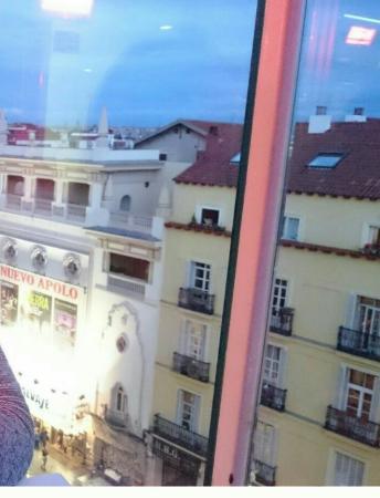 Terraza Picture Of Casa De Granada Madrid Tripadvisor
