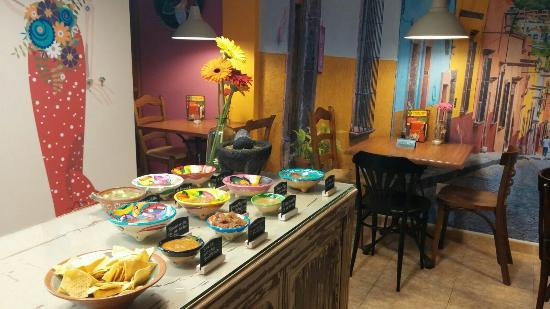 Restaurante Taco Wey