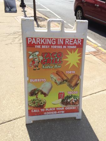 Aurora, IL: Taco Grill & Salsa Bar