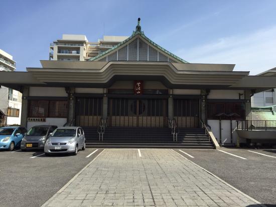 Fukuzenji Temple