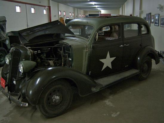 Geneseo, estado de Nueva York: nice army car
