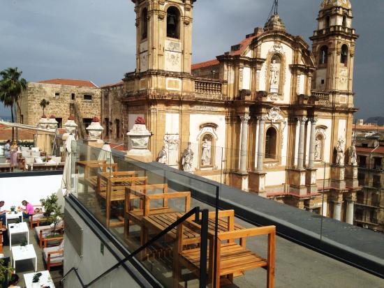 Vue de la terrasse de La Rinascente - Picture of La Rinascente ...