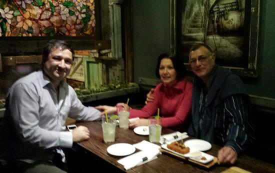 Azucar cuban restaurant toronto