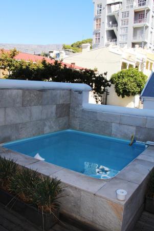 room 5 plunge pool on terrace picture of sugar hotel spa cape rh tripadvisor co za