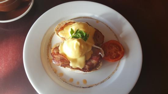 Twizel, Nya Zeeland: Egg Benedict