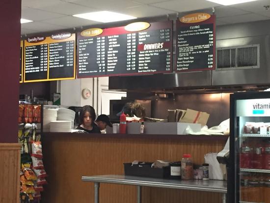 Islington Pizza and Sub Shop Photo