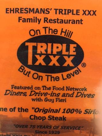 West Lafayette, IN : Triple XXX
